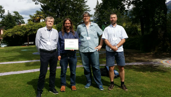 Yannai Gonczarowski wins Best Paper Award at MATCH-UP 2019