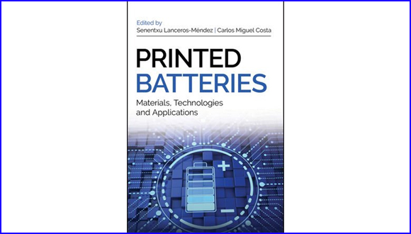 Polymer electrolytes for printed batteries, Chapter 5 in book: Printed Batteries: materials, technologies and applications