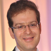Congratulations to Dr. Moshe Goldstein who has been promoted to the rank of associate professor