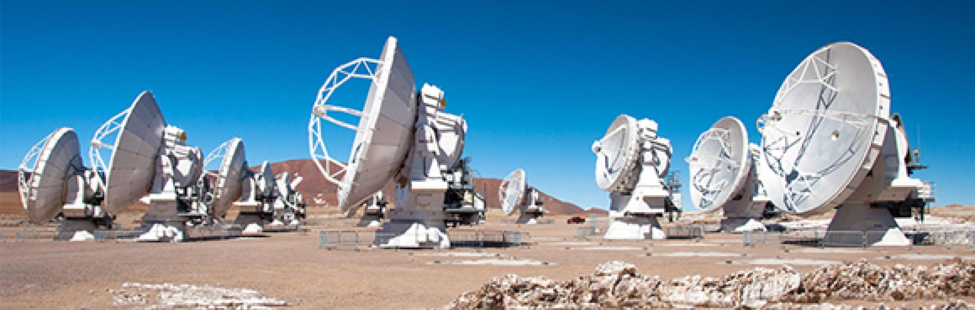 A recent paper by Prof. Sara Beck has been selected as a Science Highlight of the ALMA Observatory
