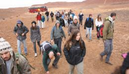 Gallery - Earth Sciences Course Tour - Pic 1