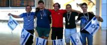 The Israeli National Team to the International Mathematics Competition 2016 (IMC)