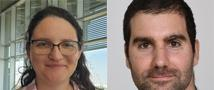 Congratulations to the PhD students Maria Makrinich and Tamir Admon from the School of Chemistry for winning the Eran and Avital Rabani Award for groundbreaking work in Chemistry