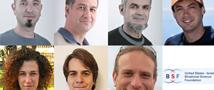 Physics and Astronomy Faculty receive 7 new BSF grants