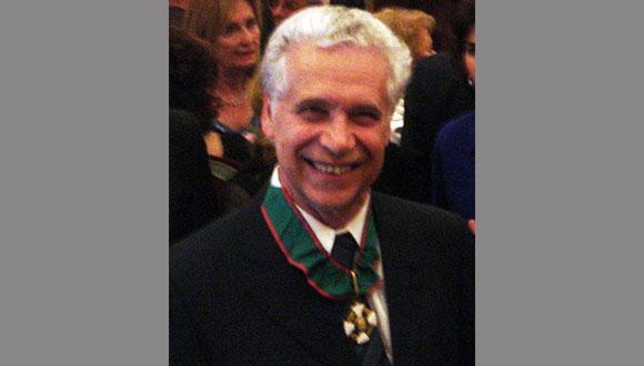 The 2014 Dirac Medal to Professor Gabriele Veneziano
