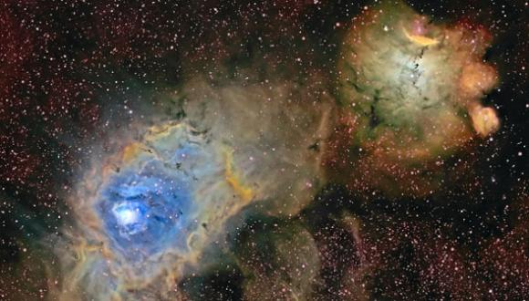 Astrophysics & Astronomy Image Gallery Picture