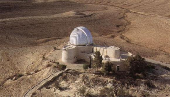 Open day at the Wise Observatory