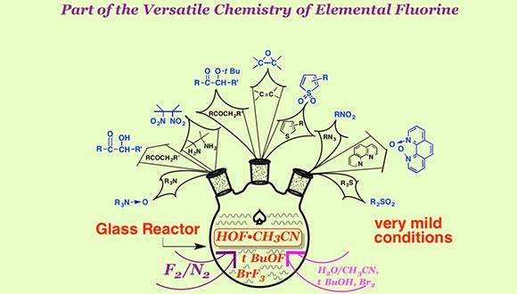 Fluoro-Organic Chemistry