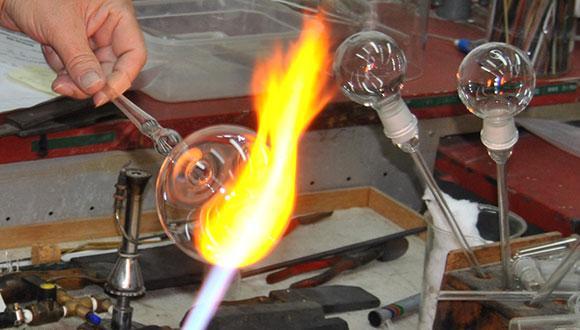 Glass-Blowing Workshop