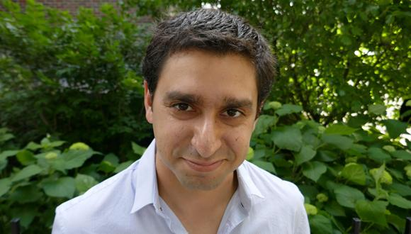 Congratulations to Dr. Shlomi Reuveni from the School of Chemistry, for winning the Azrieli Fellowship
