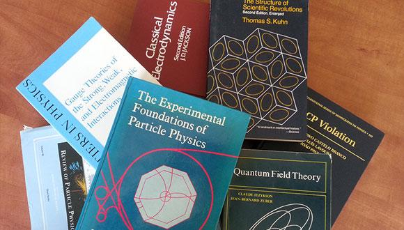 Particle Physics - Courses
