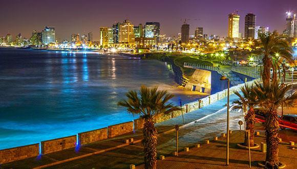 About Tel Aviv