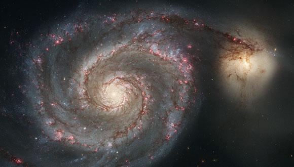 Research Fields - Astrophysics