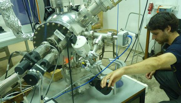 Research Fields - Experimental Condensed Matter