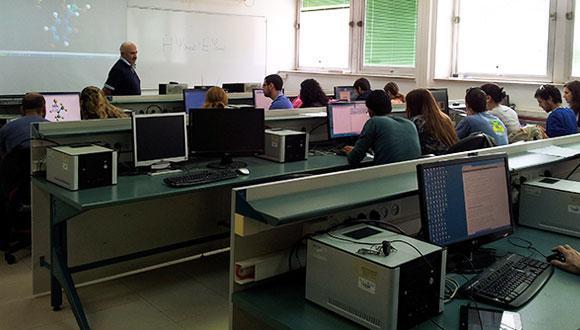 Laboratory in Computational Chemistry