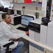 University Analytical Chemistry Lab