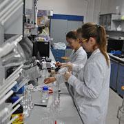 Physical Chemistry Laboratory