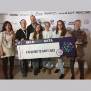 March 2019: Frishberg, Steuerman and Yankovitz win a prize in a medical Hackathon